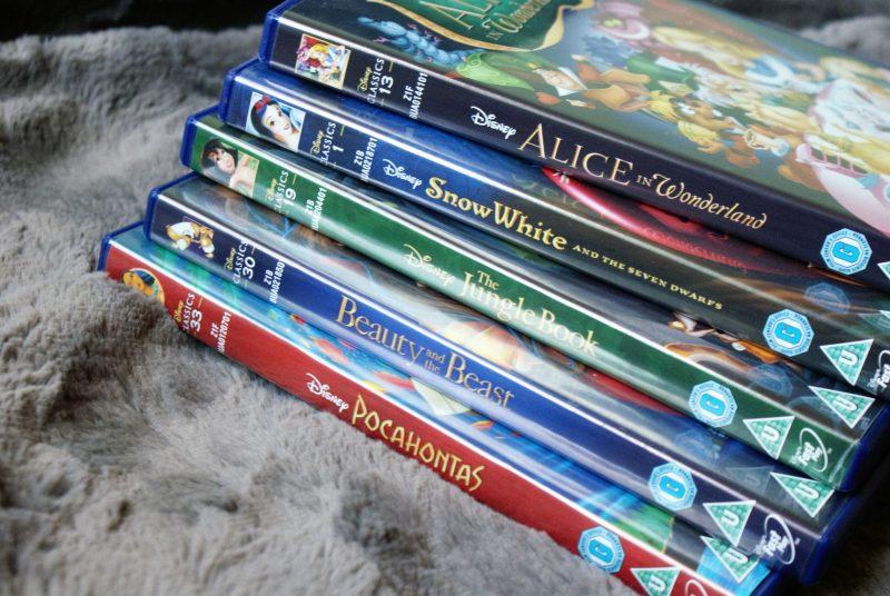 My Top 10 Disney Films