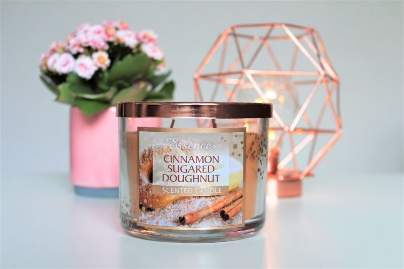 Bath And Body Works Dupe: Cinnamon Sugared Doughnut Candle