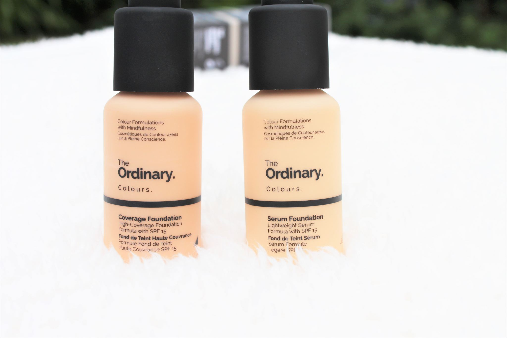 the ordinary foundation review colours
