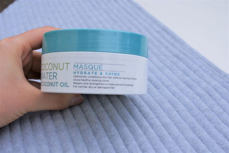 Best Affordable Hair Masque Superdrug Coconut Water Amp Oil