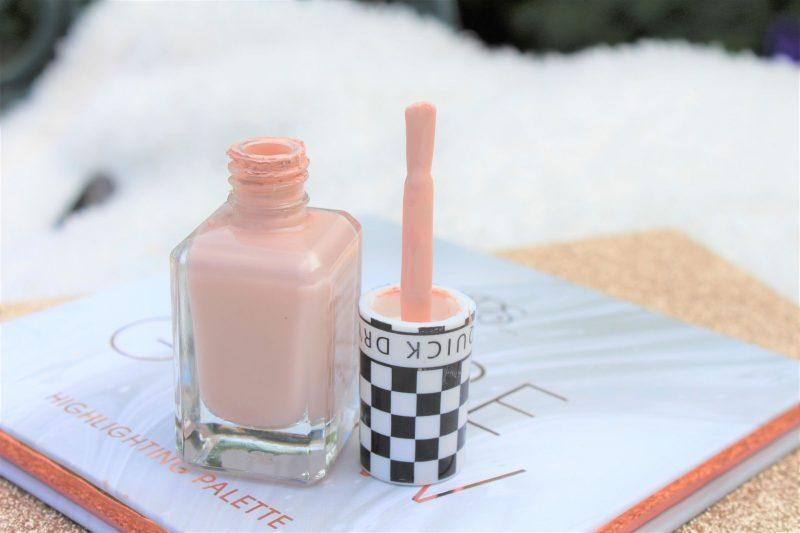 barry m nail polish pit stop
