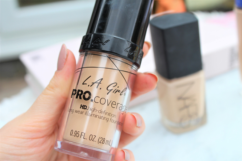 la girl pro coverage foundation