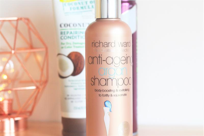 Richard Ward anti-ageing shampoo