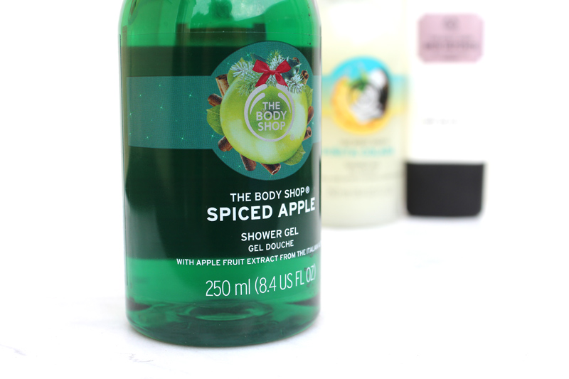 he body shop spiced apple