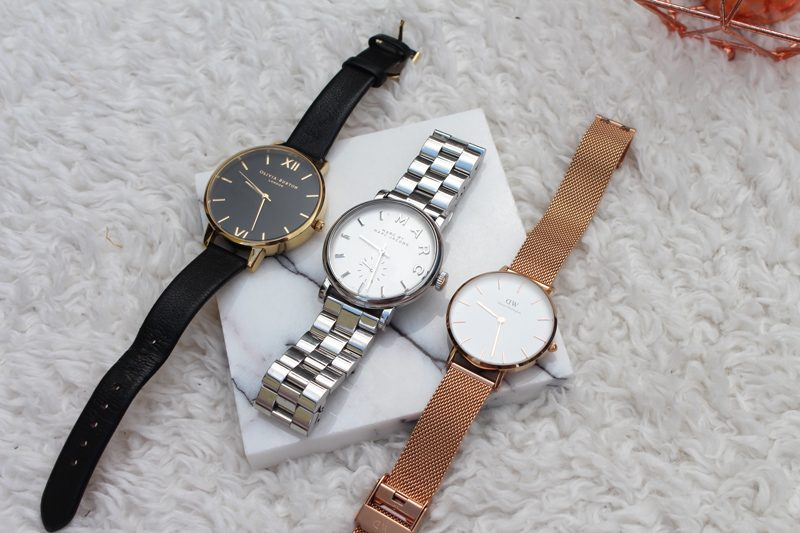 3 favourite watches