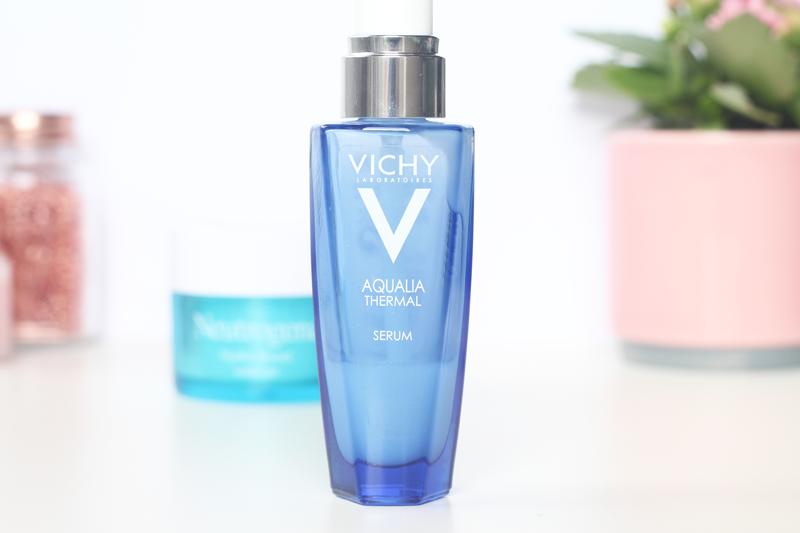 vichy aquila serum hydrating skincare