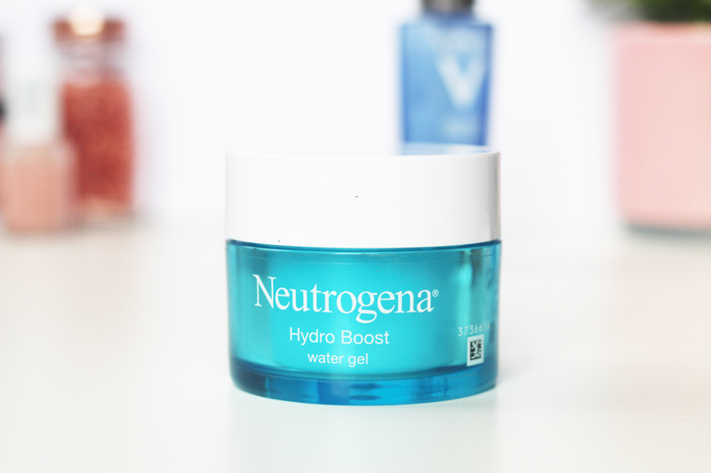 neutrogena hyrdro boost hydrating skincare