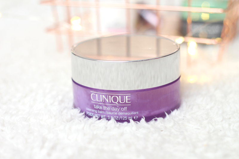 clinique take the day off balm cleanser