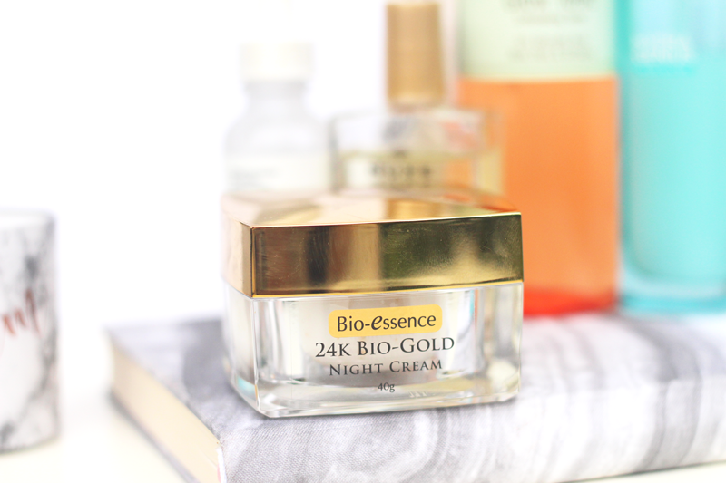 bio essence night cream
