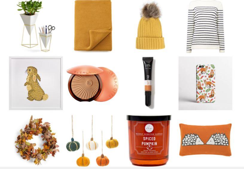Autumn Wishlist 2017: Homeware, Fashion, Beauty
