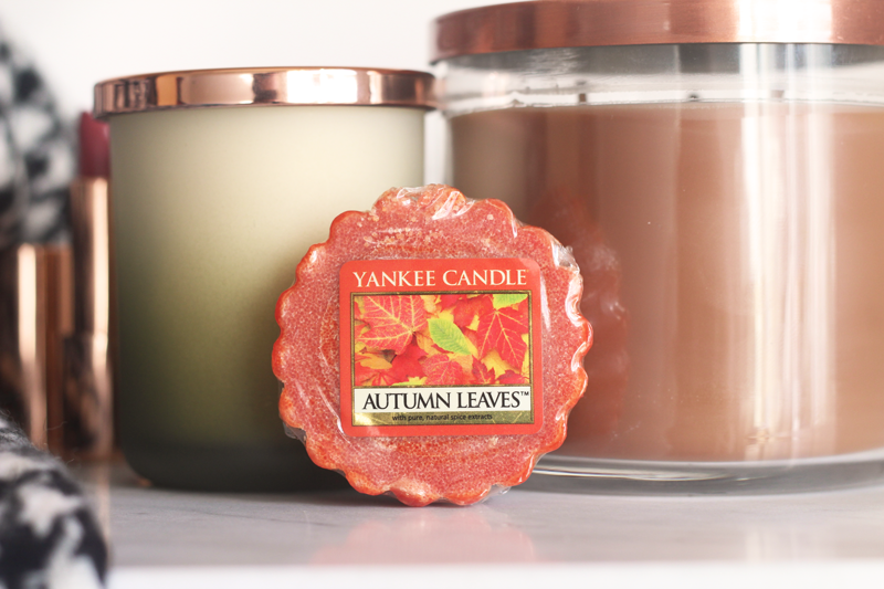 yankee candle autumn leaves candles