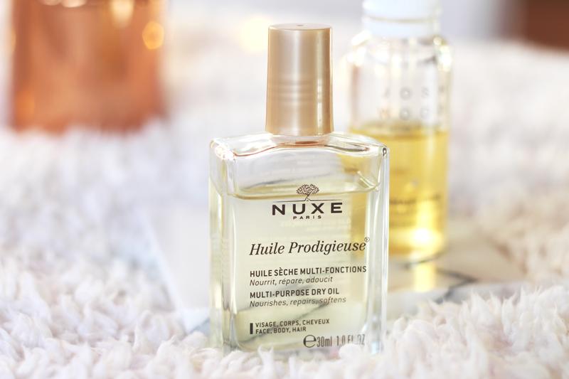 nuxe beauty oil