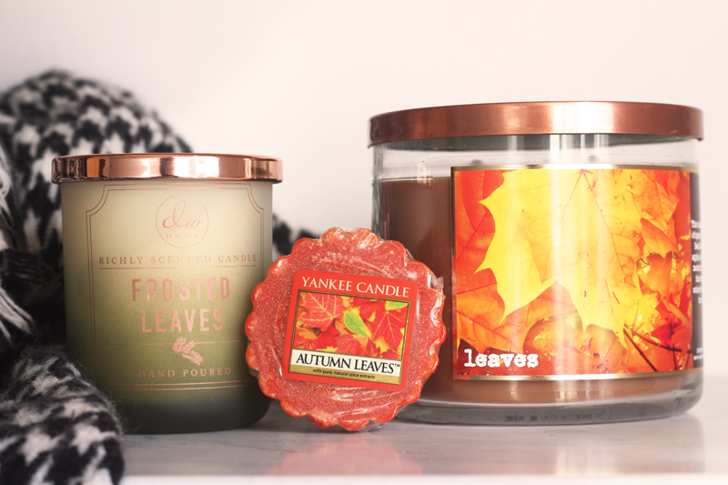 Best Of The 'Autumn Leaves' Candles