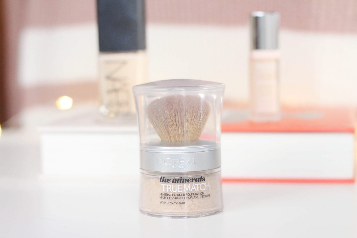l'oreal true match mineral foundation