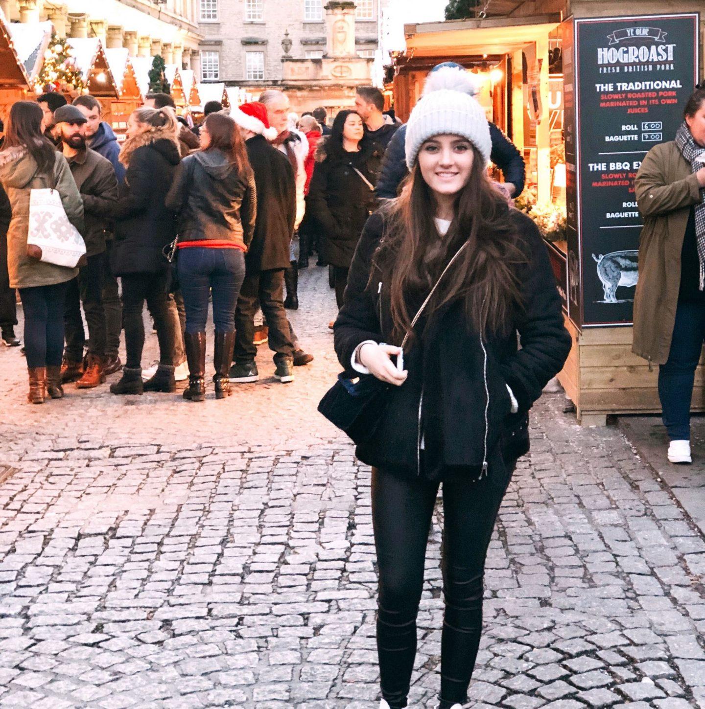 A Festive Day At Bath Christmas Markets