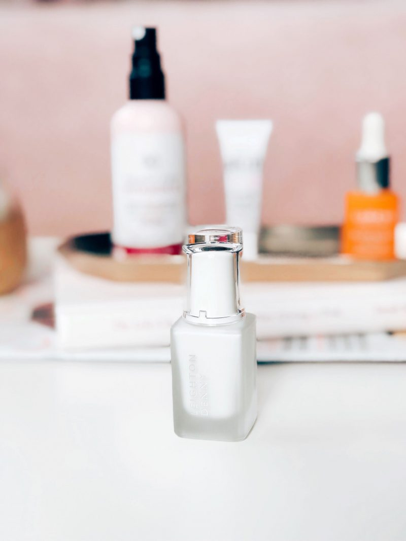 march beauty favourites leighton denny peel off