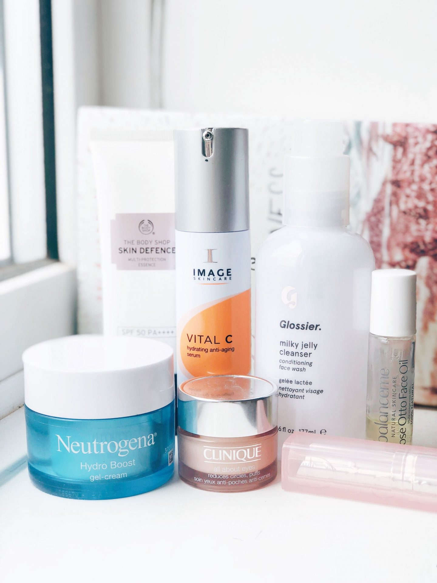 summer skincare routine morning
