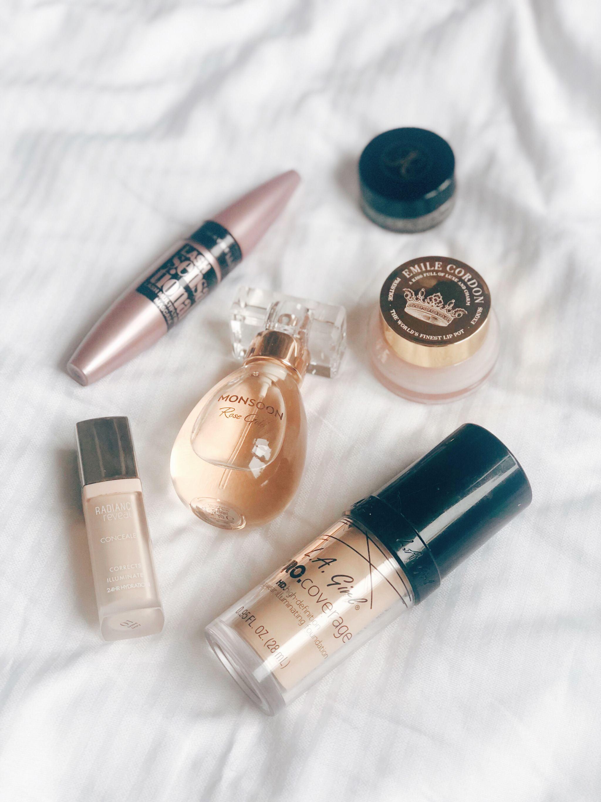 Shop your stash makeup