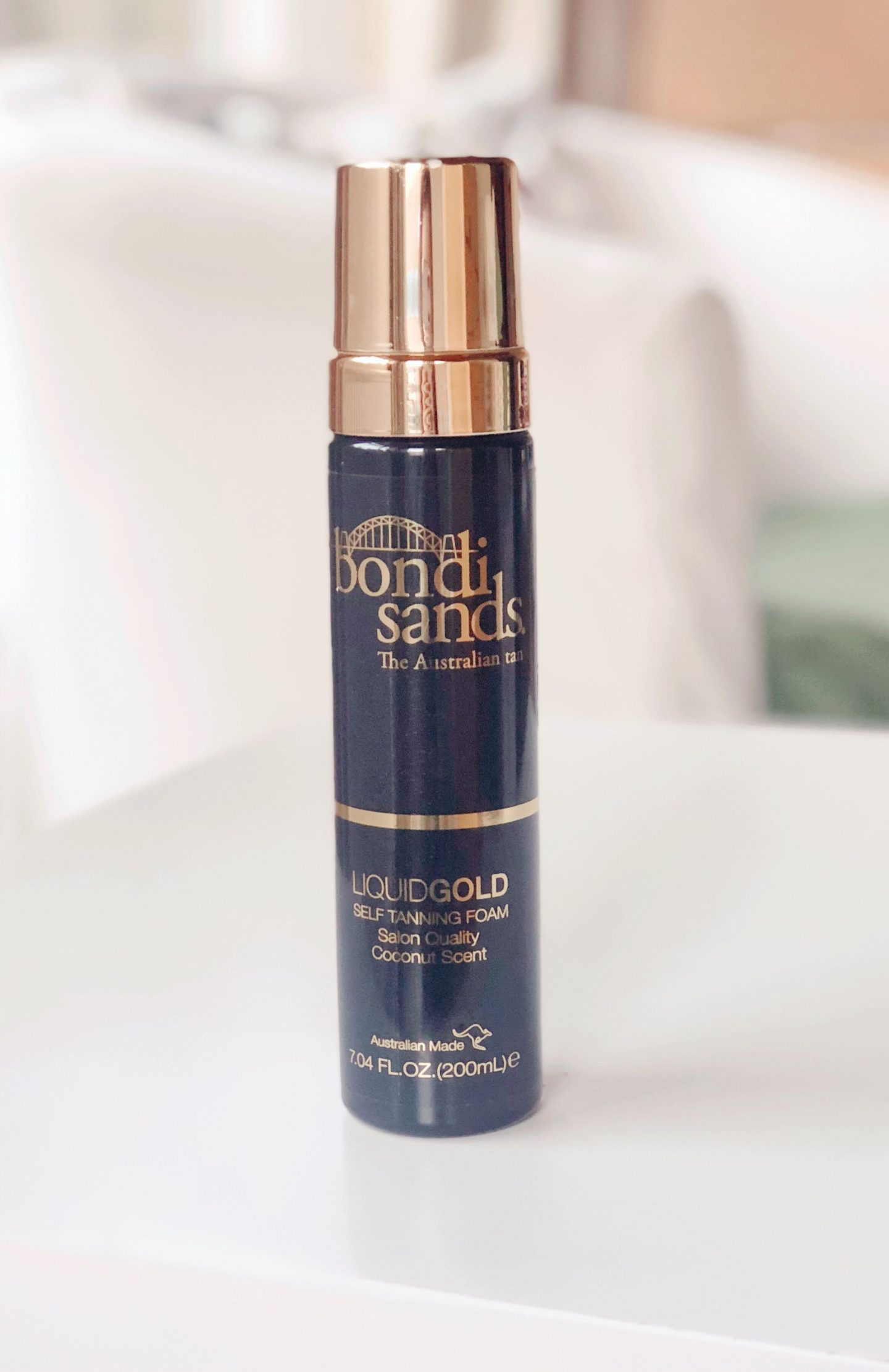 Bondi Sands Liquid Gold Self Tanning Fam